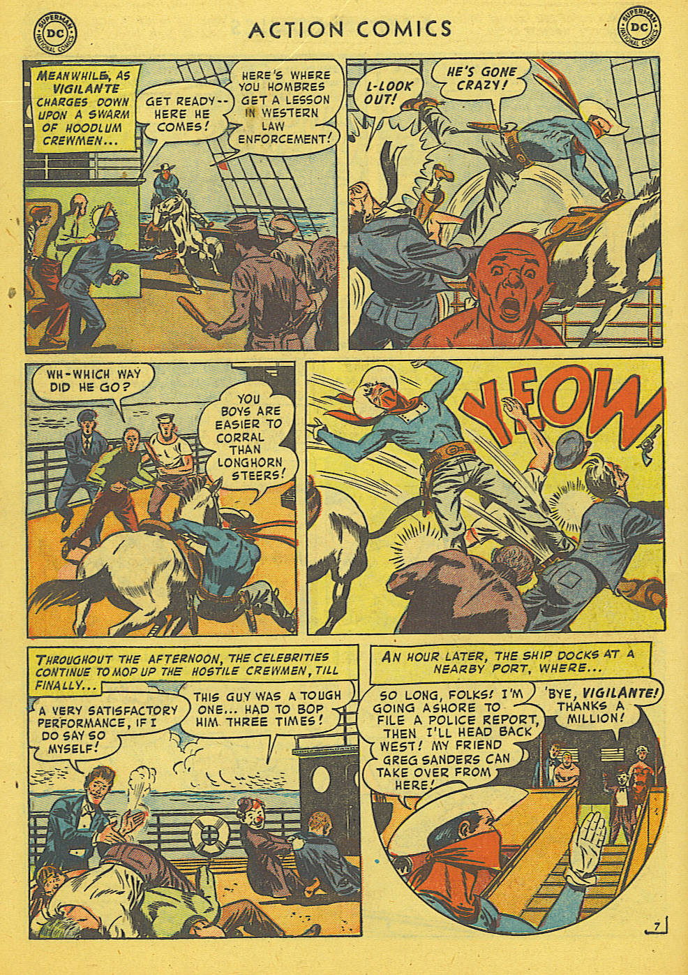 Read online Action Comics (1938) comic -  Issue #175 - 40