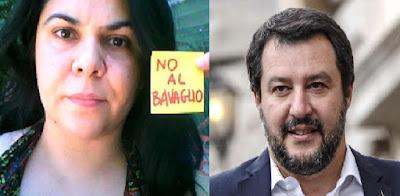 """Poiché considero il fascismo un metodo, la sua modalità d'azione è sicuramente fascista. Ho paura di Salvini"""", aveva dichiarato Murgia nell'intervista."""