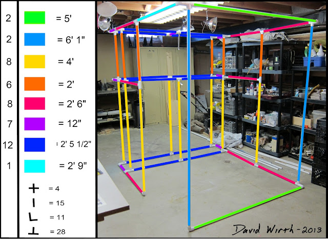 photo booth plan, color coded, plans, size, dimensions, how to, build, make