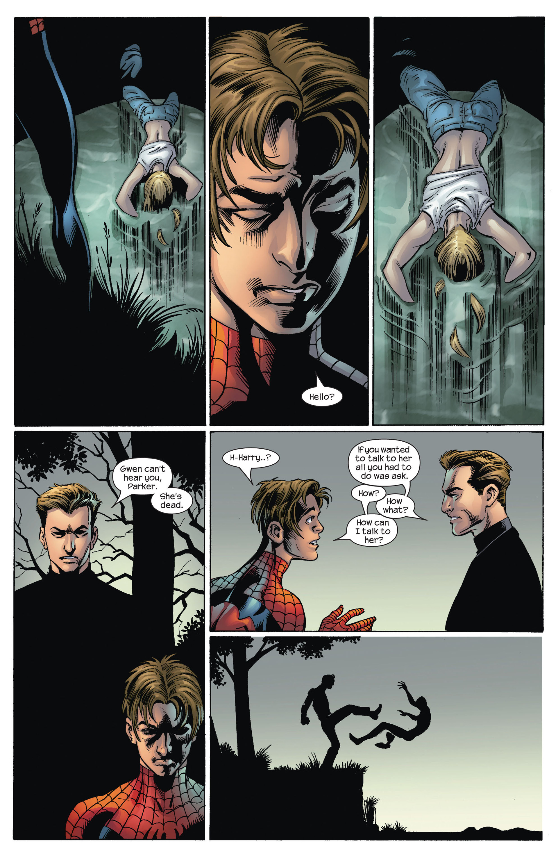 Read online Ultimate Spider-Man (2000) comic -  Issue #71 - 11