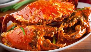 Kepiting Asam MAnis Pedas
