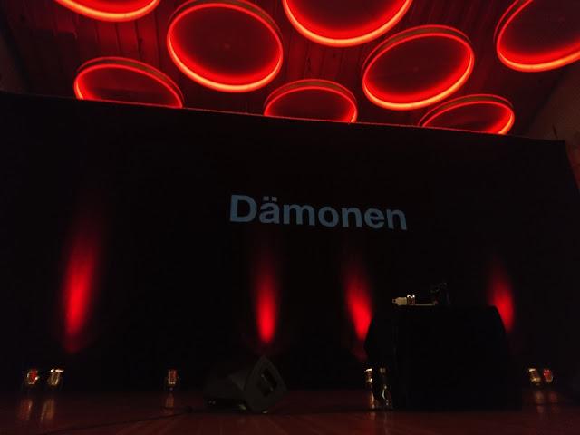 Jürgen Domian Dämonen live Berlin 2018