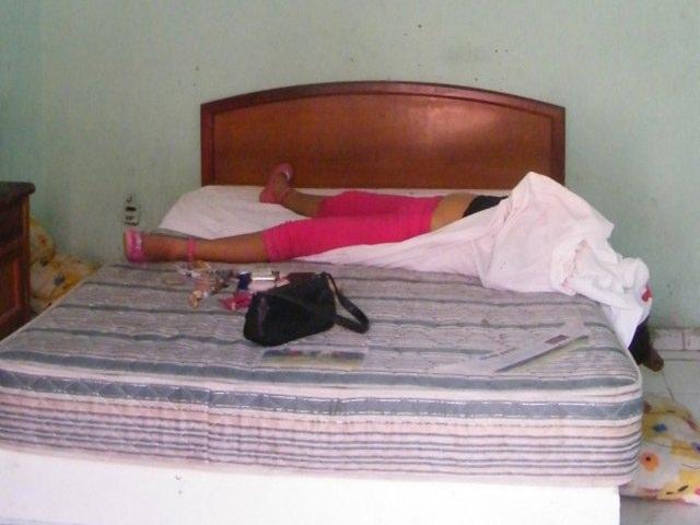Resultado de imagen para Hallan mujer muerta en su casa