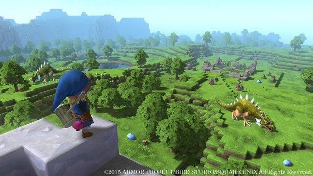 Dragon Quest Builders: Alefgard o Fukkatsu Niseyo 2016