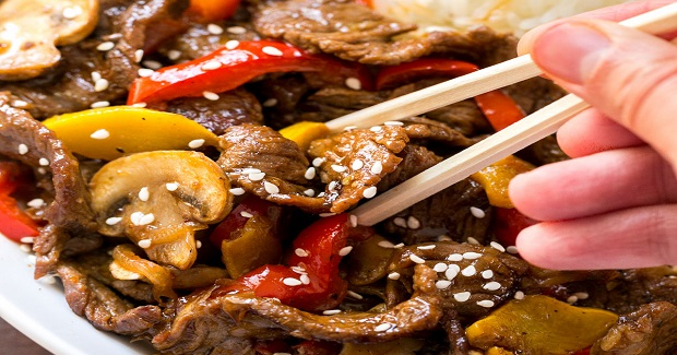 Beef Stir-Fry With 3 Ingredient Sauce Recipe
