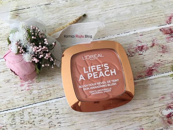 Loreal Lifes A Peach