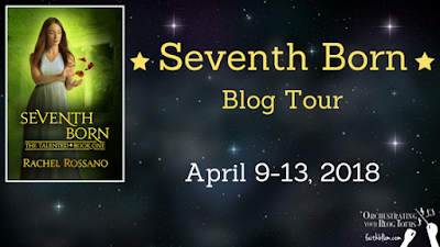 Seventh Born {review and giveaway}