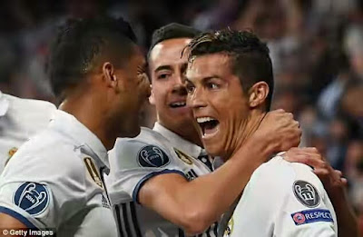 Ronaldo sets another record as he becomes the first ever player to score 100 Champions League goals