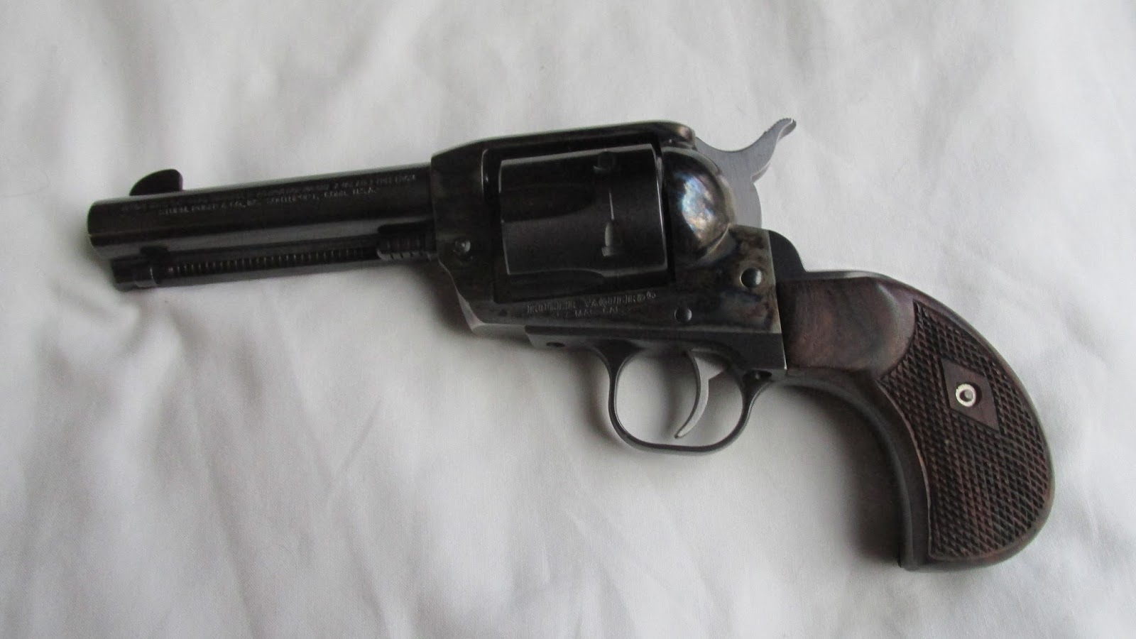 TINCANBANDIT's Gunsmithing: Featured Gun: The Ruger Vaquero