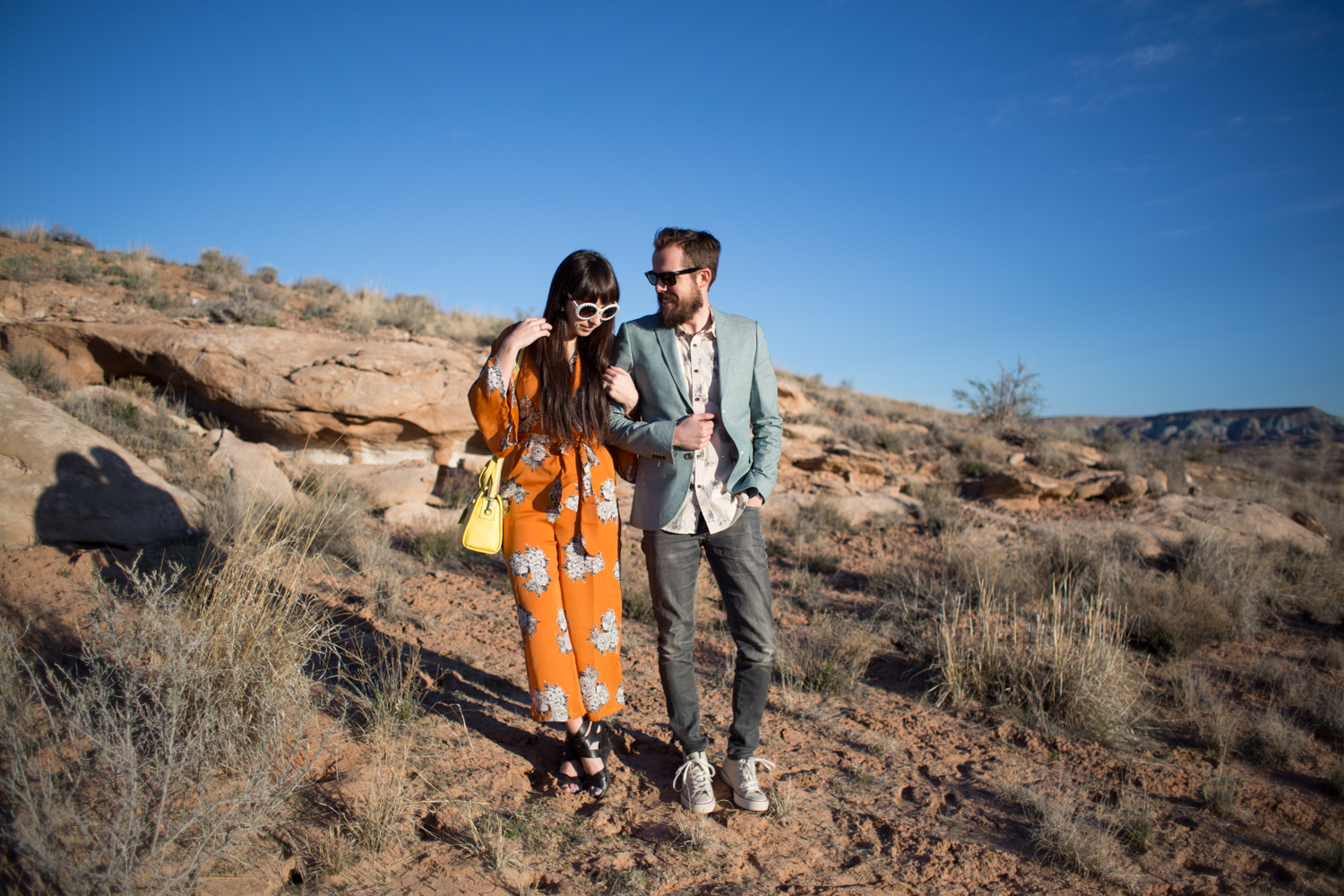 Couples Cute Spring Outfit Inspiration