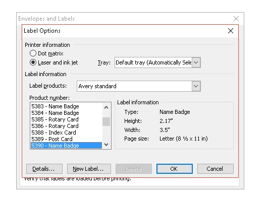 How To Create Professional Product Labels Using Microsoft Word