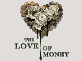 Money Focus and Unfaithful Minister