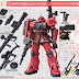 GUNDAM FIX FIGURATION METAL COMPOSITE MS-06S Char's Zaku II [GUNDAM THE ORIGIN] - Release Info