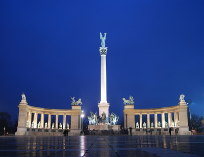 Памятник Тысячелетия