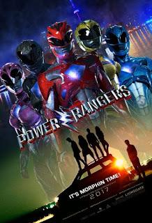 Rekomendasi Film Terbaru Bulan Maret 2017 power rangers