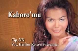 Lagu Toraja Kaboro'mu (Herlina Ro'son S)