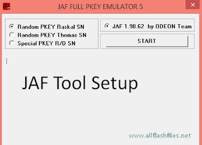 JAF-Tool-Setup