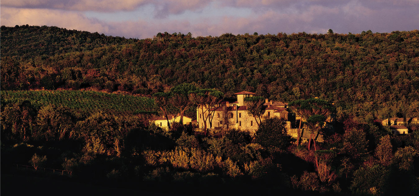 Dreaming of (another) Tuscany retreat...