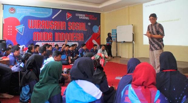 Wirausaha Sosial Wujud Kemandirian Generasi Muda