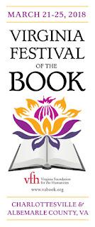 Virginia Festival of the Book cannabis hemp Charlottesville