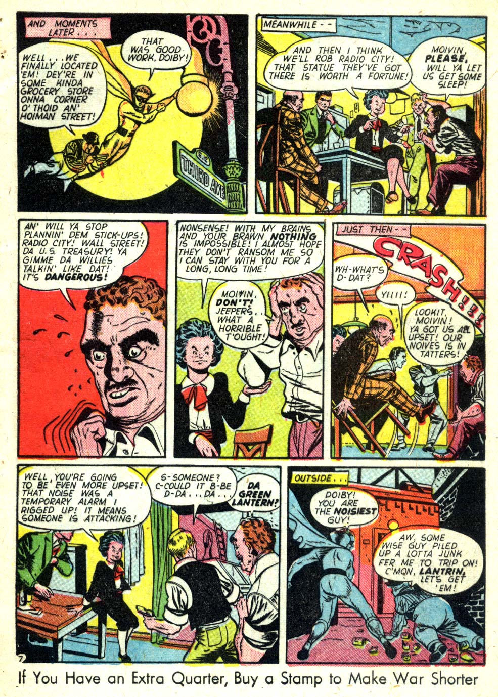 Read online All-American Comics (1939) comic -  Issue #58 - 8