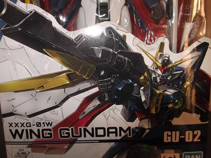 "Recensione di ""Gundam Universe: XXXG-01W Wing Gundam"" 1/100 Action Figure∼"