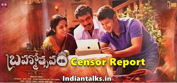 Brahmotsavam-Movie-Censor-Review