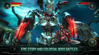 Downlaod Godfire: Rise of Prometheus V1.1.3 HD Game android (Offline)