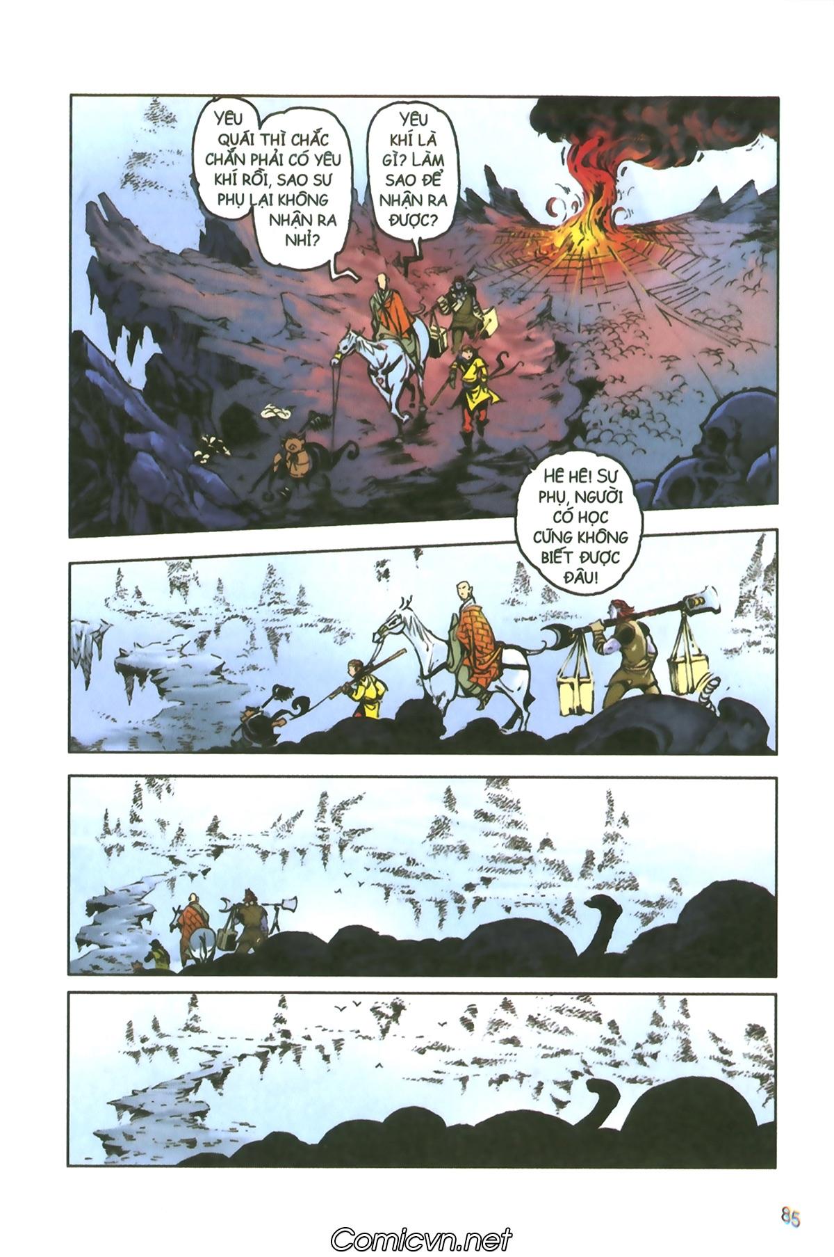Tây Du Ký màu - Chapter 116 - Pic 31