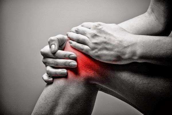 pain in knee due to arthritis