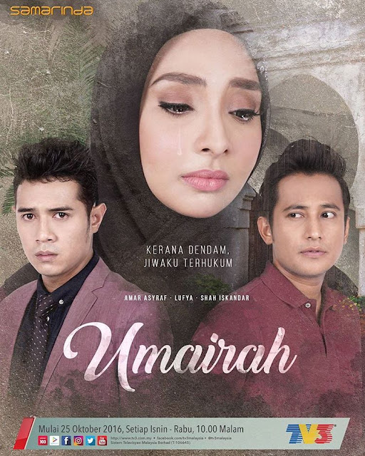 OST Drama Umairah - Demi Cinta Nyanyian Ezad Lazim