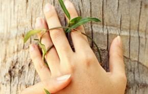 ξηρά χέρια