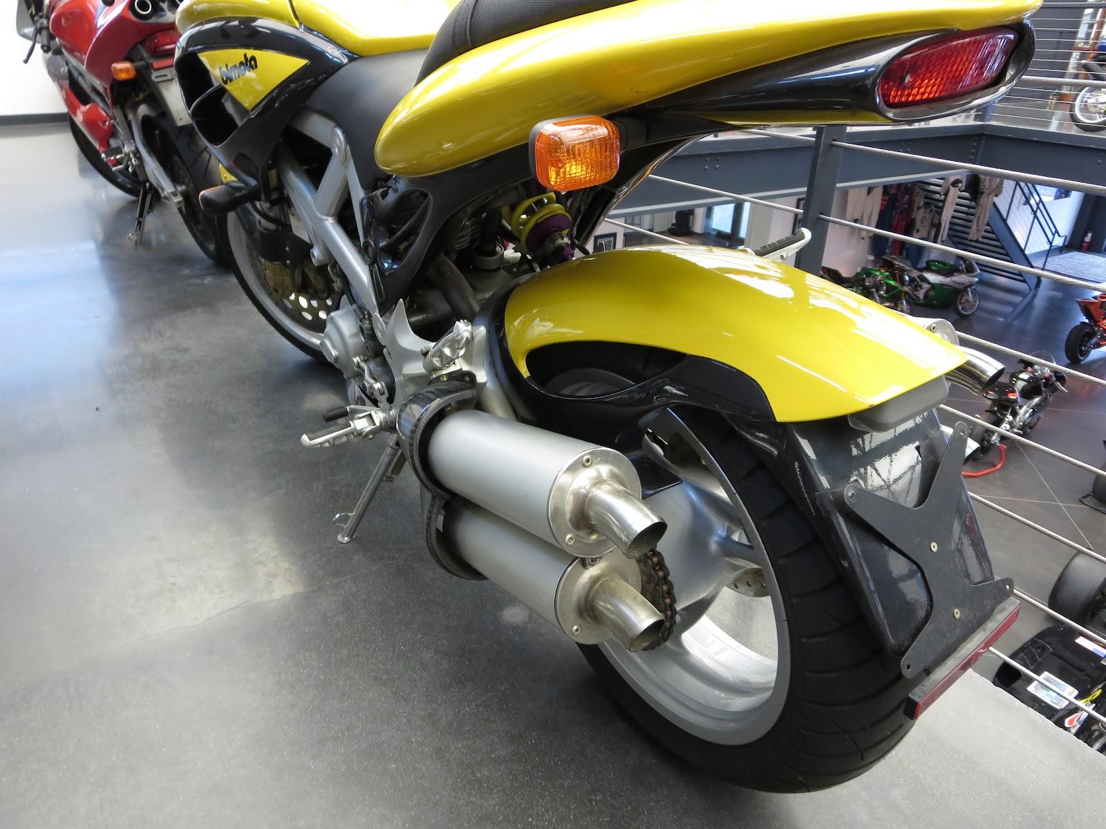 Oddbike Bimota Db3 Much Maligned Mantra Ducati 749 Fuse Box Rear