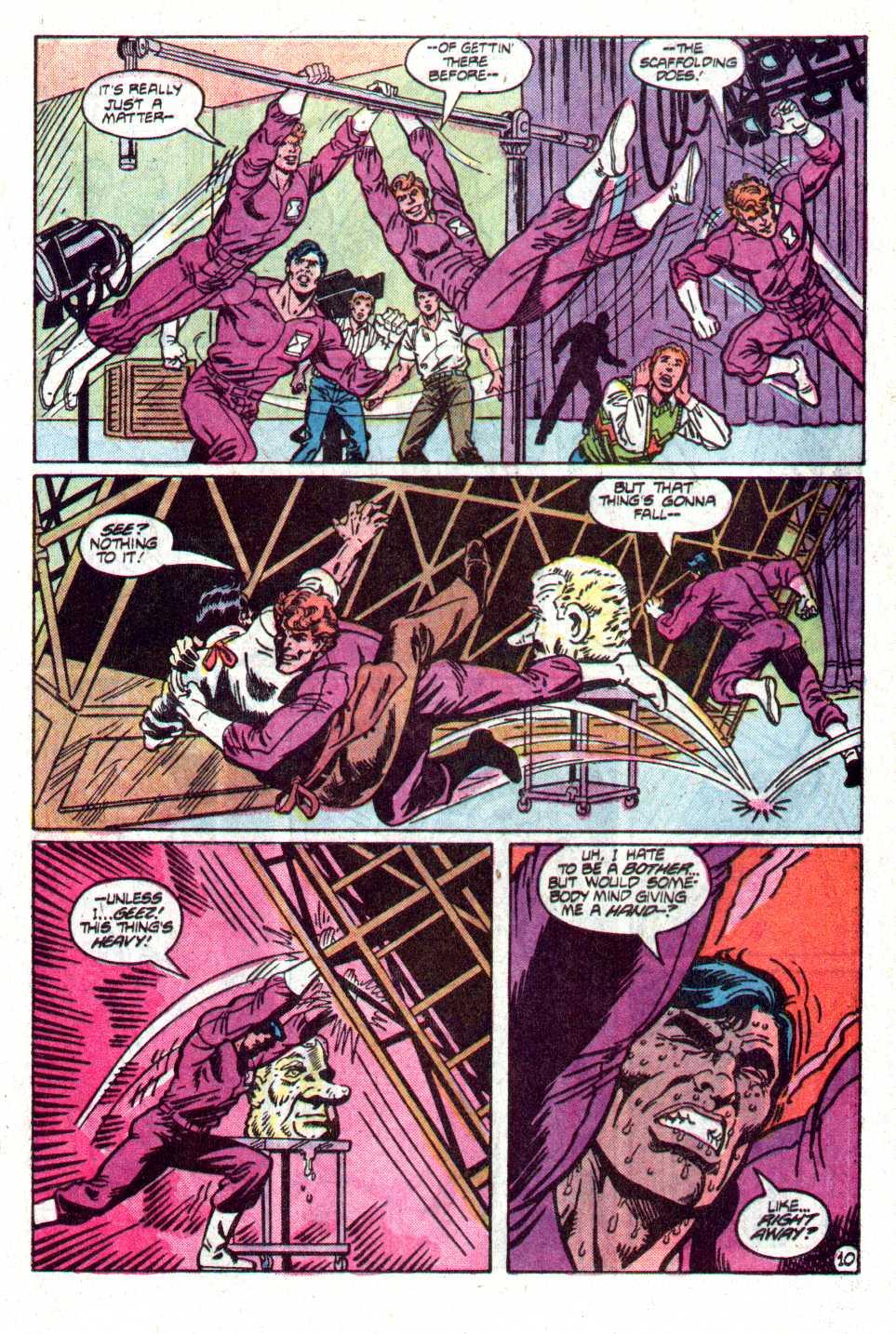 Read online Secret Origins (1986) comic -  Issue #12 - 28