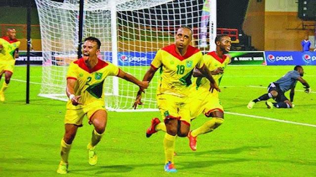 Timnas Guyana