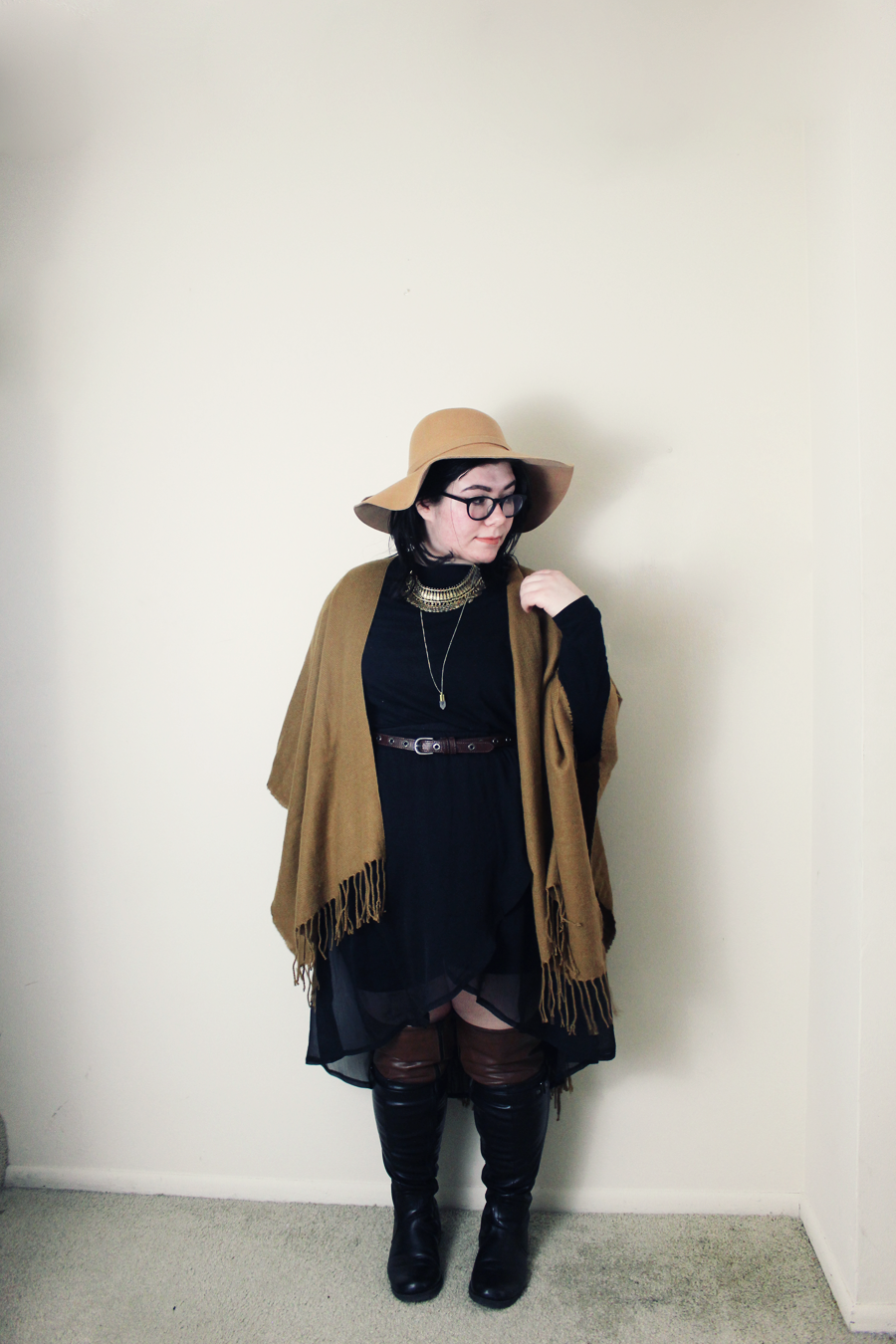 Loose Winter Layers, an outfit on katielikeme.com fashion, style, outfit