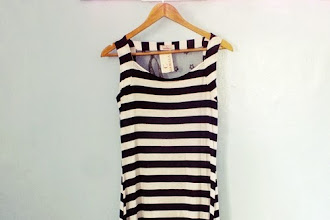 Love Shopping by Ara: Black and White Stripes