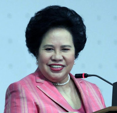 Miriam Santiago on running for president