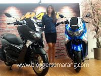 Yamaha Hadirkam NMAX 155 2018 Di Jawa Tengah
