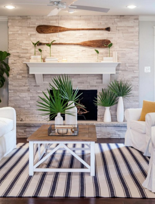 Coastal Home Makeover For A Ranch House By Chip And Joanna