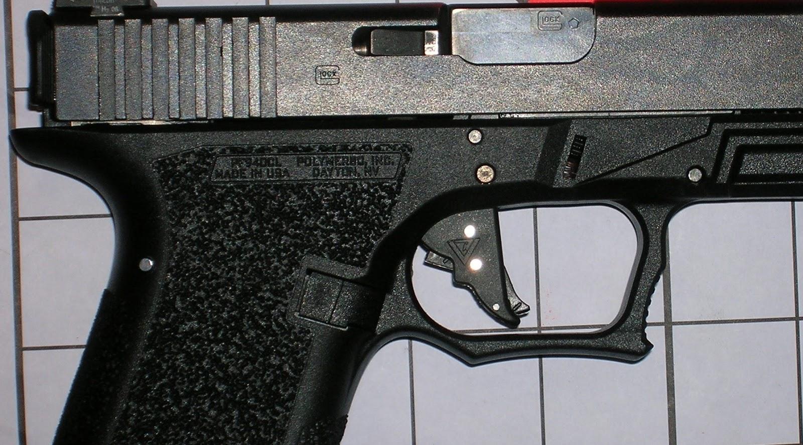 Suburban's Domain: Glock Triggers - OEM, Vickers, Apex