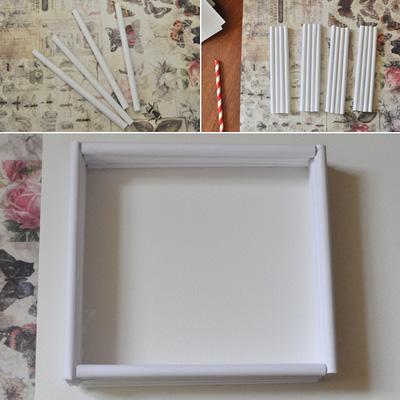 handmade, khung tranh tự làm, tiecxinh360