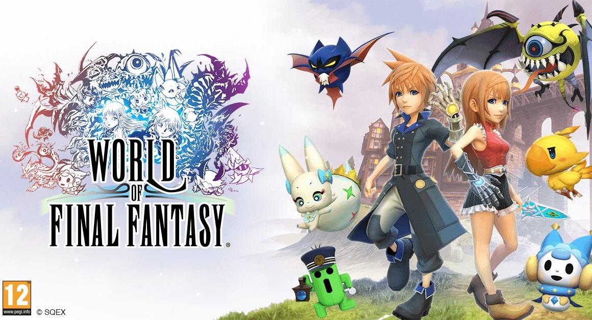 World of Final Fantasy: Day One (MAXIMA) [MULTi8 + DLC +