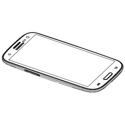 Personal: Samsung Galaxy S3 sketch and specifications