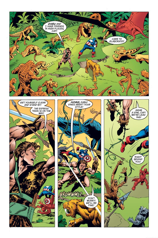Captain America (1998) Issue #29 #35 - English 7