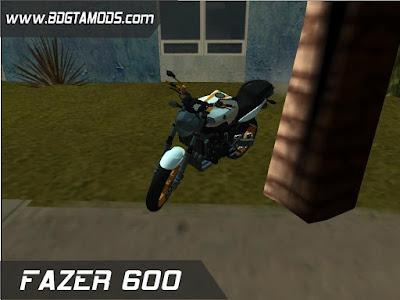 GTA SA - FAZER 600 3