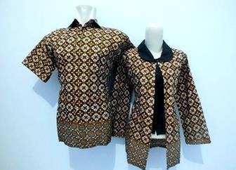 Aneka Model Pakaian Batik Guru