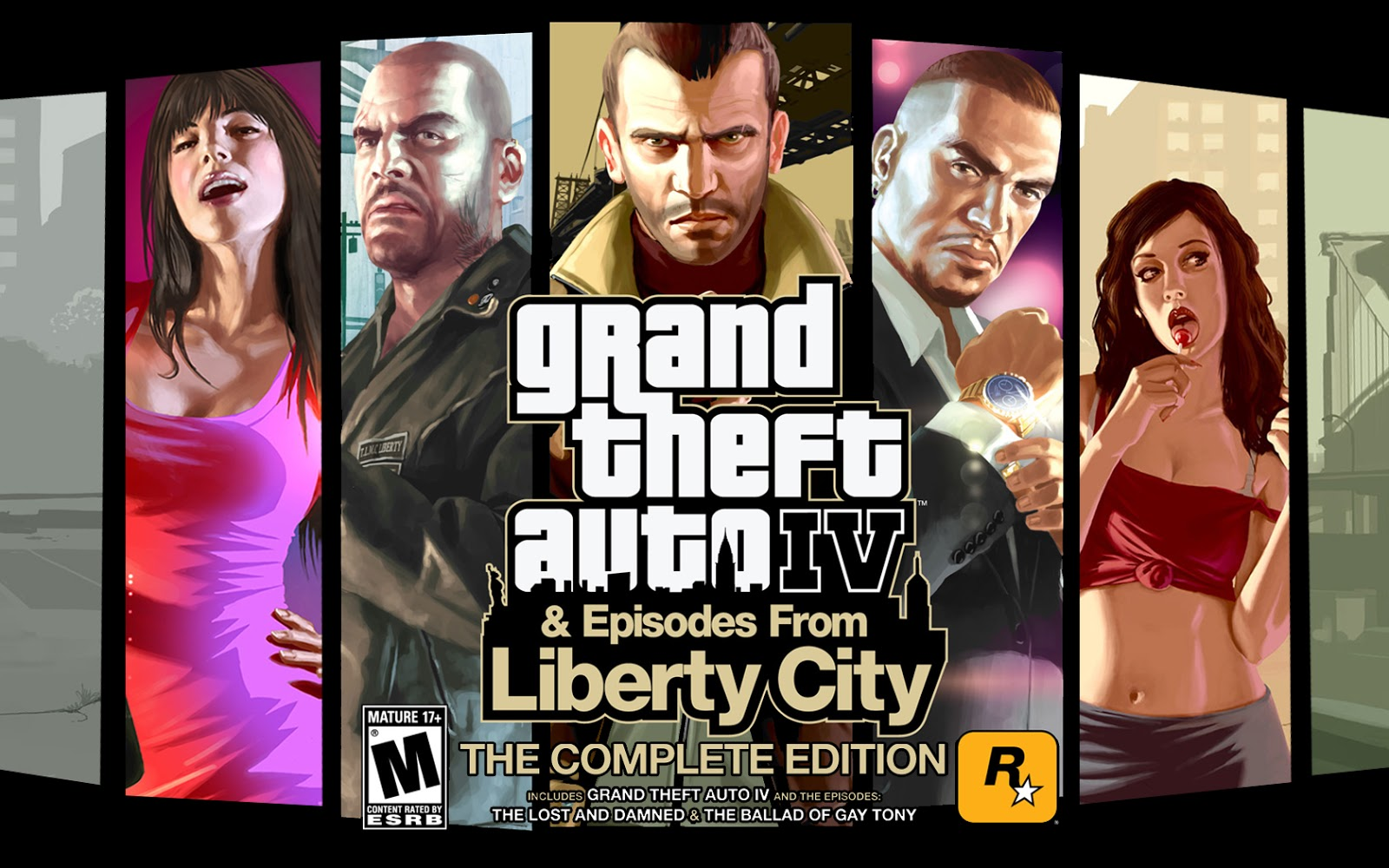 grand theft auto iv (complete,fill in,finish) edition game setup