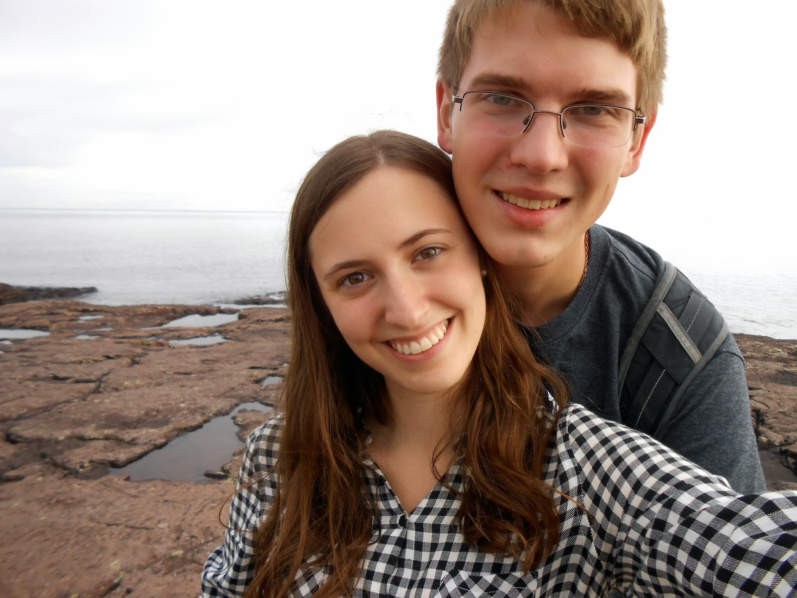 Honeymoon on Lake Superior