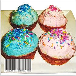 Cupcake formigueiro fofinho com chocolate granulado